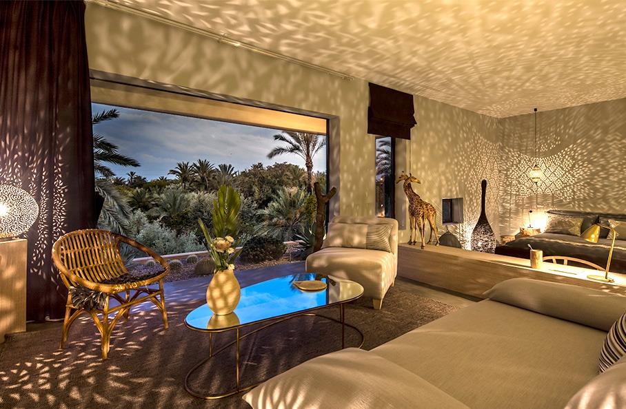 Giraffes Suite